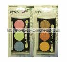 *L.A. COLORS* Silky+Smooth 3 COLOR EYESHADOW Long-Lasting NEW! *YOU CHOOSE*