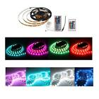 5M 5050 SMD 150 LED RGB Multicolor Light Strip for Home Car + Remote Controller