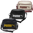 New Puma Campus Reporter Messenger Shoulder Bag Unisex Style Travel Accessory