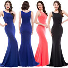 Womens Summer Sleeveless Dress Sexy Evening Party DRESS Casual Long Dress S~XL