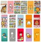 Garfield Flip Case Cover for Samsung S3 S4 S5 S6 - 45