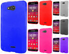 For Kyocera Hydro Wave C6740 TPU Frosted CANDY Gel Flexi Skin Case +Screen Guard