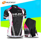 Women Bicycle Jersey Bike Clothing Padded Shorts Cycling Wear Uniforms Size S-XL
