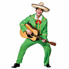 Mexican Tortilla Crisps Guy Funny TV Advert Mens Fancy Dress Stag Party Costume