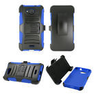Rhino Kickstand Belt Clip Cover Case For Kyocera Wave C6740