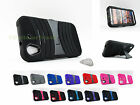 for HTC Desire 626 & 626s | Rugged Dual Layer Stand Case Cover+Prytool