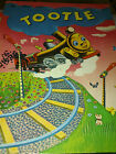 """Vintage Large 11"""" Golden Book Tootle Book copyright 1945"""