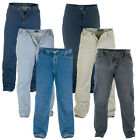 "Mens Quality Rockford Jeans Waist 30"" to 56""  Leg 30"" 32"" 34"" In 6 Colours"