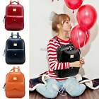 Women Girl Lovely Campus School Backpacks Travel Shoulder Bag Camping Rucksack