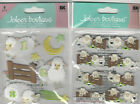 U CHOOSE  Jolee's COUNTING SHEEP SHEEP REPEATS 3D Stickers baby