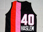 UDONIS HASLEM MIAMI FLORIDIANS RETRO JERSEY NEW SEWN  ANY SIZE XS - 5XL