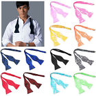 New Fashion Adjustable Men's Multi Color Silk Self Bow Tie Necktie Ties Hot