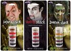 5 Color Cream Face Makeup Victim Stack Theatrical Stage Halloween  NEW
