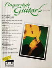 Fingerstyle Guitar Magazine Vol.1 No.1 1993 Alex De Grassi NEW OLD STOCK!