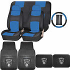 Synthetic Leather Seat Covers NBA Brooklyn Nets Rubber Floor Mat Universal on eBay
