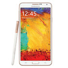 Cell Phones Smartphones - Samsung N900 Galaxy Note 3 32GB Verizon Wireless 4G LTE Android WiFi Smartphone