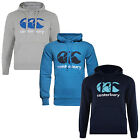 CANTERBURY MENS CCC LOGO CLASSIC HOODY - NEW LONG SLEEVE TRAINING TOP PULLOVER