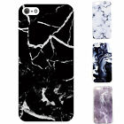 CHIC Marble Classic Effect Pattern Phone Hard Case Cover for iPhone 5S 6 6 Plus