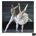 Ballet Dancers   Performing BOX FRAMED CANVAS ART Picture HDR 280gsm