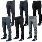 Mens Denim Jeans Soul Star Pants Slim Fit Trousers Designer Bottoms Casual New