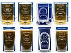 Engraved 'BIRTHDAY' Pint Glasses Gift For Men/Boy/18th/21st/30th/40th/50th/60th