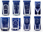 Engraved 'BIRTHDAY' Pint Glasses Gift For Dad/Daddy/Grandad/50th/60th/65th/70th