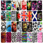 New Printed Hard Slim Skin Back Protector Case Cover For Apple iPhone 4s 5s 5c
