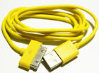 USB charger cable cord Sync data for iPhone 4 4S 4G 4th IPOD new high quality