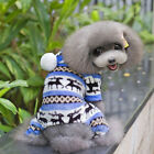 Fashion Warm Winter Hoodie Jumpsuit Coat Clothes Costume For Pet Dog Puppy