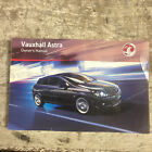 MK5 2010 VAUXHALL ASTRA H OWNERS MANUAL