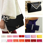 Fashion  Envelop Wedding Ladies Party Prom Evening Clutch Hand Bag Purse