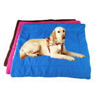 New Washable Dog Puppy Cat Crate Kennel Warm Bed Mat Pad Pet Cushion House Cozy