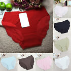 CHIC Sexy Women's Seamless Briefs Hipster Underwear Panties Underpants Lingerie