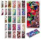 For AT&T HTC ONE MINI HYBRID Hard Gel Rubber KICKSTAND Case Cover +Screen Guard