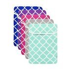 Quatrefoil / Moroccan Sleeve Case for Macbook and Laptop with similar demension