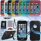 NEW PC WATERPROOF DIRTPROOF SHOCKPROOF CASE COVER STAND FOR APPLE iPHONE 6 LIFE