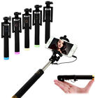 New Handheld No Need Bluetooth Selfie Stick Extendable Monopod For Cell Phone RD