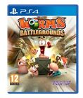 Worms Battlegrounds (PS4) [New Game]
