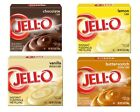 Jello Instant Pudding Pie Filling Dessert 10 Boxes