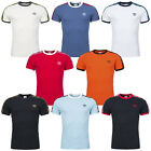 Umbro Taped Ringer Tee Premium T-Shirt Herren Freizeit Shirt S - 3XL Top neu