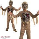 FANCY DRESS COSTUME ~ BOYS HALLOWEEN MUMMY