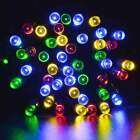 New 12 M 100Solar LED String LED Fairy Lights Lamp Christmas Xmas Waterproof