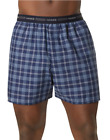 4 Men's Red Label Exposed Elastic Waistband Boxers 841VTY