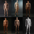 ZNL New Male Mannequin Man Shop Display Showcase Dummy 175-188CM Doll/Torso