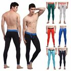 New Sexy Men's Long Johns Modal Spandex Pants Underwear Stretch Pajamas CANK137