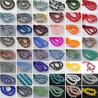 20pcs 12mm Rondelle Faceted Crystal Glass Loose Spacer Beads Wholesaler 62 Color