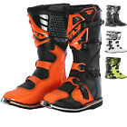Fly Racing 2016 Maverik Motocross Boots MX Enduro Off Road ATV Race All Sizes