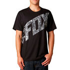 NEW FOX RACING HAGERMAN SS TEE MEN'S T-SHIRT BLACK ALL SIZES