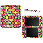 Candy Clover Strawberry Fruit Pattern for New Nintendo 3DS XL Skin Decal Cover