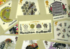 Bees - Set of 11 Royal Mail Franked PHQ Stamp Cards - 18.08.2015 - Bumblebee